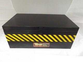 "30.75"" x 17.5"" x 12.5"" Wood Contractor Grade Tuff box"