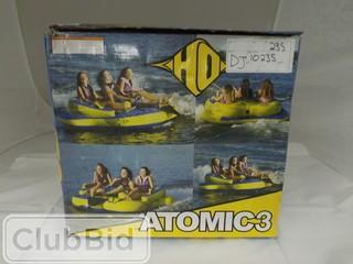 Atomic 3-Person Towable Tube