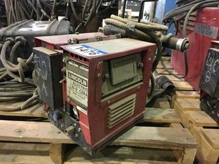 Lincoln Electric LN-9 GMA Wire Feeder.