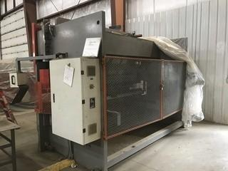 Masteel MSHSA12240 150 Ton All Steel Fabricated Press Brake.