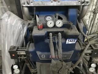 Graco Reactor H-25 Hydraulic Foam Proportioner SN A0501.
