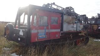 Unit 237: 1980 Foremost Nodwell Model 110 Track Engine. Showing 7,212Hrs. SN 80-1053. **LOCATED IN CARBON**