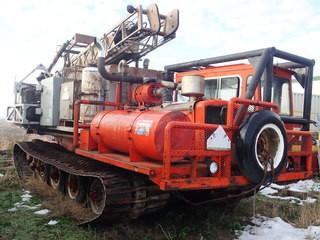 Unit 257: 1981 Foremost Nodwell Model 110 Track Engine. Showing 7,116Hrs. SN 811285 **LOCATED IN CARBON**