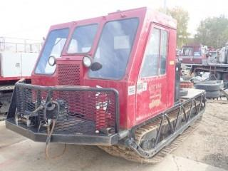 Unit 574: 1978 Bombardier Model MCD Tracked Carrier *Note: No Hour Meter* **LOCATED IN CARBON**