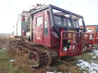 Unit 576: 1981 Foremost Nodwell Model 110 Track 576D Carrier. Showing 7,911Hrs. SN 81-1228 **LOCATED IN CARBON**