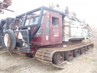 Unit 577: 1980 Foremost Nodwell Model 110 Track 577D Carrier. Showing 5552Hrs  **LOCATED IN CARBON**