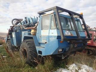Unit 594: 1997 Terradrill 400 Terra Buggy. Showing 5,234Hrs. **LOCATED IN CARBON**