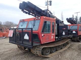Unit 684: 2006 Camoplast Model GT 1600 L.I.S. Tracked Carrier Drill. Showing 7,247Hrs. **LOCATED IN CARBON**