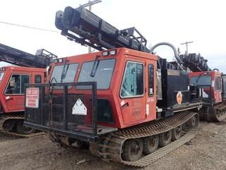 Unit 685: 2006 Camoplast Model GT1600 L.I.S. Tracked Carrier Drill. Showing 7,335Hrs  **LOCATED IN CARBON**