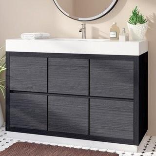 """Darry 48"""" Single Bathroom Vanity"""