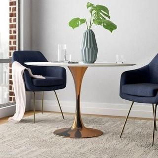 Julien Oval Dining Table