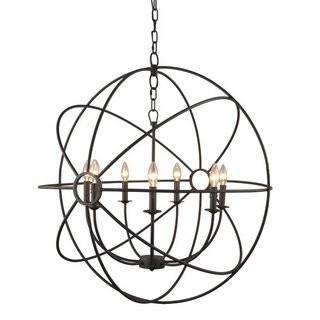 Padilla 7-Light Globe Chandelier