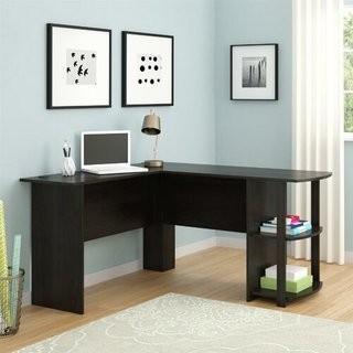 Iris L-Shaped Desk