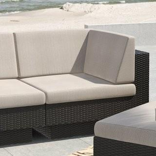 Chretien Patio Chair with Cushions