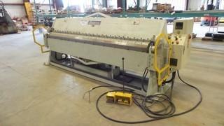 2014 LINMAC Press Brake, Model VH-1014-16, S/N 41003, 220VAC 3 Phase
