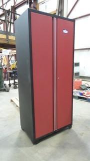 Locker Cabinet,   73 inch tall x 36 inch wide, 24 inch deep