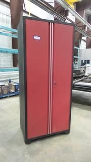 Locker Storage Cabinet,  83 inch tall x 36 inch wide, 24 inch deep