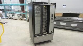 Super Tron Snacks Vending Machine, Model # 430D, S/N 430-75128