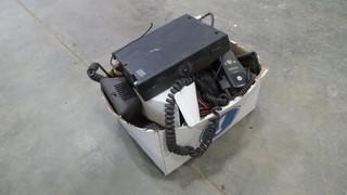 Quantity of Motorola Radios and Accessories *Located RE13*