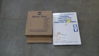Traction Kit, Hose Sandblasting Hood *Located RE13*