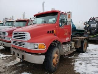 "UNIT 667: 2006 Sterling Acterra S/A Truck Tractor C/w MB 926, 10spd and 152"" w/b. CVIP 4/2020. VIN 2FWBCHDJ56AW31051"