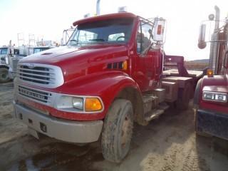 """UNIT 691: 2007 Sterling Acterra S/A Truck Tractor C/w MB 926 10spd, 152"""" w/b. CVIP 1/2020. VIN 2FWBCHDJ67AY20308"""