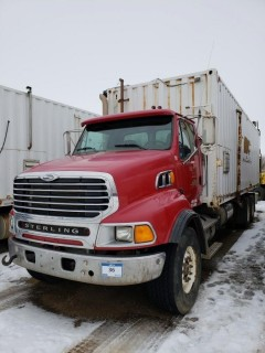 UNIT 758: 2008 Sterling L9500 T/A Core Steam truck. Showing 21,113 KMS VIN 2FZHAZDE38AZ29886
