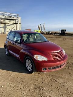 2009 Chrysler PT Crusier c/w 2.4L, A/T, Showing 144,144 KMS. VIN # 3A8FY48949T588734