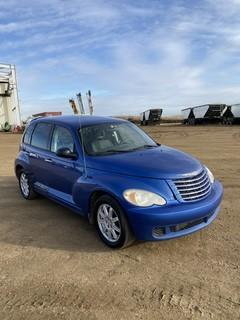 2006 Chrysler PT Cruiser c/w 2.4L, A/T, Showing 212,257 KMS. VIN # 3A4FY48B36T329197