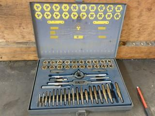 Mastercraft Maximun Tap And Die Set *Note: Missing (1) Tap*
