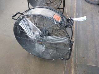 Ultratech Pro 120V Fan