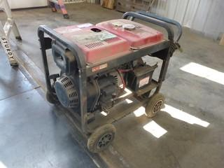 Eastern Tools & Equipment Portable Diesel Generator/ Welder. Showing 162hrs *Note: Running Condition Unknown*