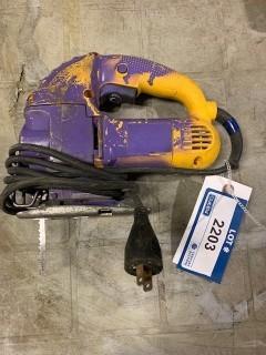 Dewalt 120V Jigsaw