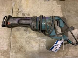 Makita 120V Reciprocating Saw