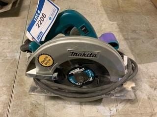 Makita 120V 7 1/4in Circular Saw