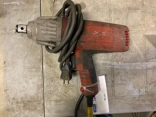 Milwaukee 120V Impact