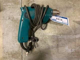 Makita 120V 3/8in Drill