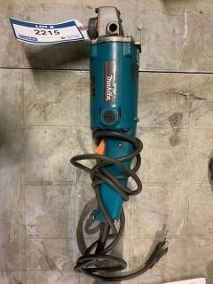 Makita 120V 5in Angle Grinder