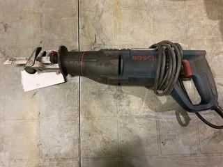 BOSCH 120V Reciprocating Saw