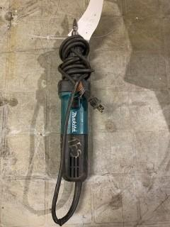 Makita 120V 1/4in Die Grinder