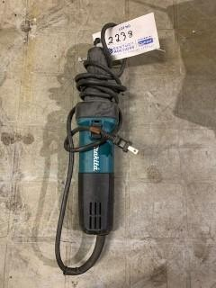 Makita 1/4in Die Grinder
