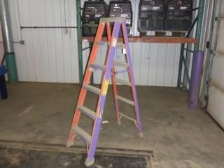 Louisville 6ft Step Ladder