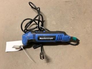 Mastercraft 120V Oscillating Tool