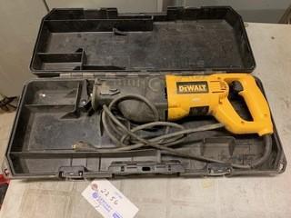 Dewalt 120V Reciprocating Saw