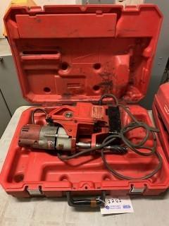 Milwaukee 120V Portable Magnetic Drill Press
