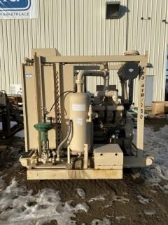 2004 Hurricane Booster Model 903 41B/750 Input 1800cfm Output 1000psi , Showing 1,099 HRS, Less than 1000hrs since rebuilt and reconditioned in 2006 * NOTE INFO PER OWNER MORE PICTURES TO COME*