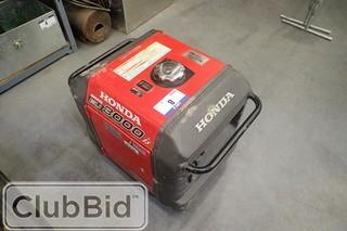 Honda EU3000is Gas Generator.
