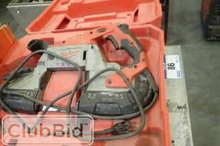 Milwaukee 6232-21 Band Saw Kit.