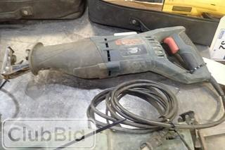 Bosch Reciprocating Saw.