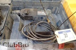 Bosch Bulldog Hammer Drill.